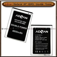 Baterai Advan BP40BS BP-40BS Double Power Batre Batrai HP