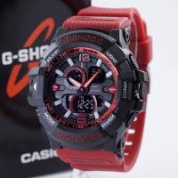 Casio G-Shock MUDMASTER GSG-100 Red Strap KW