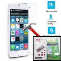 New Tempered Glass iPhone5 iPhone 5 / Antigores Screenguard Surabaya