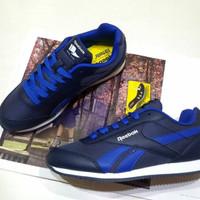 Sepatu Olahraga Wanita Reebok Original Royal Navy