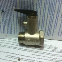 Harga safety valve water heater   Pembandingharga.com