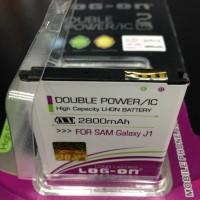 Baterai Samsung Galaxy J100 J1 2015 2800Mah Double Power Log On