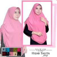 Jilbab Murah Hijab Instan Rumanah Renda