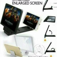 Kaca pembesar Layar Hp/ Enlarged Screen Handphone