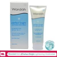 Wardah Perfect Bright Lightening Moisturizer 20ml - Pelembab Pemutih