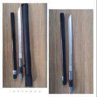 Pedang samurai katana pipa baton