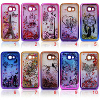 Gradient Glitter Case manik manik Hp smartphone Apple iPhone 7