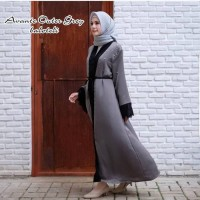 Cardigan Avante Outer Baju Muslim Wanita Casual Hijab Cardi Modern