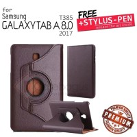 Samsung Tab A 8 8.0 A8 2017 T385 Flipcover Flipcase Flip Cover Case