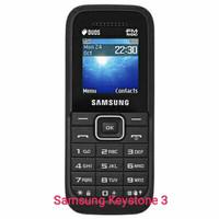 Samsung Keystone 3 Black