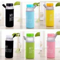 Infused Water Fruit - My Bottle Doff Botol Minum Anak Free POUCH BUSA