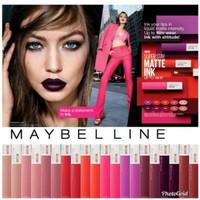 Maybelline SuperStay Super Stay Matte Ink Lip Cream Lip Matte Liquid