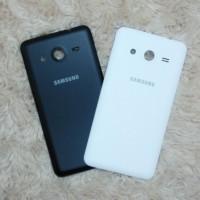 Case Samsung CORE 2 Back Door Backdoor Penutup Baterai Tutup Casing Hp