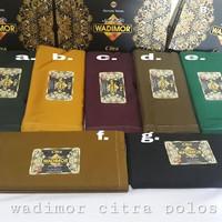 Sarung wadimor citra polos warna