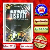 Buku Matematika Diskrit ( Edisi Revisi Ke Enam ) > Rinaaldi Munir
