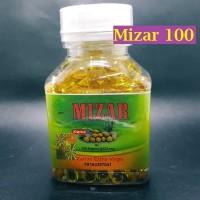 Mizar Minyak Zaitun Ruqyah Isi 100 Kapsul - Mizar 100