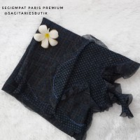 Jilbab Segi Empat Paris Premium Merk Kaia Murah