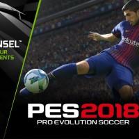Kaset DvD Game PES 2018 update 10 May 2018 buat PC dan LAPTOP
