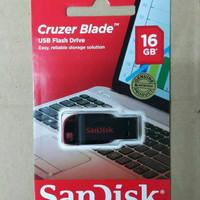 FLASHDISK 16GB ORIGINAL + 600 KLIF LAGU MP4/AVI FULL HD