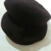 topi baret pramuka halus 1kodi