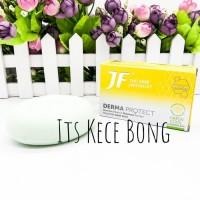 JF Cleanser Bar Derma Protect Green Cool 90 gr Sabun Sulfur