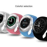 smartwatch y1 jam tangan sport jam tangan unik kado spesial impor v8