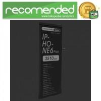 Remax Superqua Baterai iPhone 6 Plus 3510mAh dengan Konektor - RPA-i6