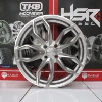 Paket Velg dan Ban Mobil - HSR Tipe HRE Ring 18 + Accelera 215/40 R18