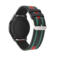 Big sale new Nylon Leather Strap Band for Samsung Gear S3 Classic Fr