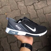 Rena- Sepatu Nike Neo Running For Man Size 40-44 Import Quality Made