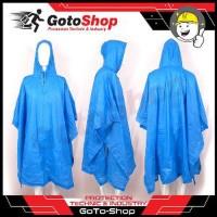 Jas Hujan Ponco Modern Elephant Rain Coat PVC Poncho Mantel Ra ilf