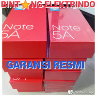 HP XIOMI MI NOTE 5A GARANSI RESMI RAM 2/16GB