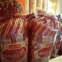 Roti kering bagelen Kartika Sari mocha bandung