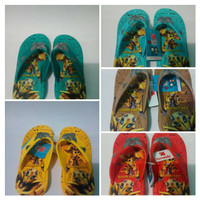 Sandal Anak Cowok Transformer Yumeida Size 30 _35 ( umur 6_10 Tahun)