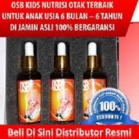 Vitamin Omar Smart Brain OSB KID vitamin herbal untuk bayi dan anak
