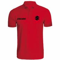 Polo shirt Suzuki Escudo