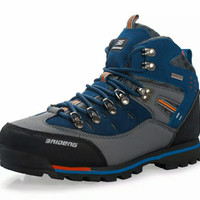 Sepatu Boot untuk Hiking gunung bukan Eiger Consina Rei Salewa TNF