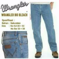 termurah celana jeans standar wrangler celana panjang pria