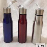 Botol Minum Tumbler Stainless Souvenir BT-08