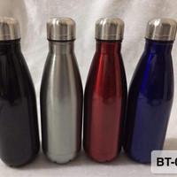 Botol Minum Stainless Souvenir BT-02