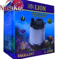 Pompa Air Celup Lion L-2400 untuk Akuarium dan Kolam