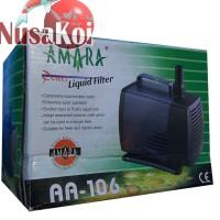 Pompa Air Celup untuk Akuarium dan Kolam - Amara AA-106