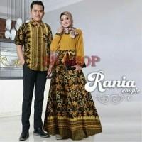 Ini Harga Model Gamis Batik Couple Modern Terbaru Terlaris Batik