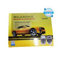 Alarm Mobil Remote Sliding Garansi