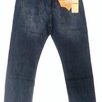 Celana Jeans pria Jeans Levis 501 Original USA