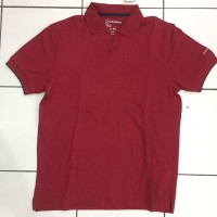 BAJU Polo Shirt NEW Polo Shirt GIORDANO - Red Maroon | size XL