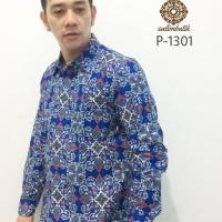 BAJU KEMEJA Kemeja Kerja Batik Pria Danar Hadi