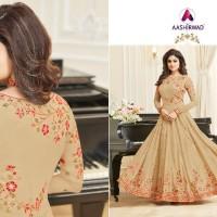 Celebrity3 Anarkali/Maxi Dress Gamis Pesta India/Gaun Pengantin Import