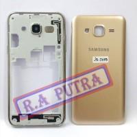 Kesing Samsung J5 2015 Gold J500 J500F J500G J500H Housing Casing Ori