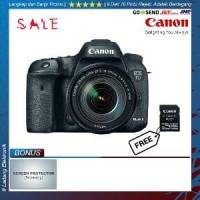 Kamera Canon EOS 7D Mark II Kit 18-135mm NANO USM with Asli